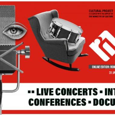 Romanian Music Export, programul de antreprenoriat cultural, ediție online