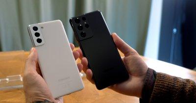 INTERVIU Schimbări aduse pe gama S21 și când vor fi ieftine telefoanele pliabile