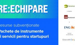 Startarium RE:BUILD, etapa 2: peste 150.000 de euro pentru 50 de antreprenori