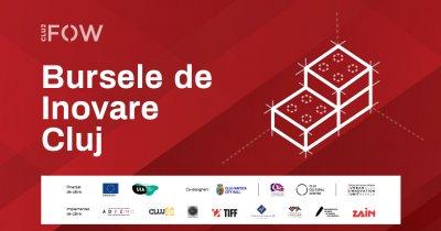 Bursele de Inovare Cluj: finanțare pentru metode noi de colaborare inovatoare