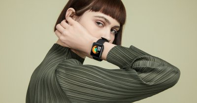 Ceasul inteligent Xiaomi Mi Watch Lite, disponibil în România