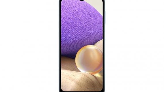 Samsung Galaxy A32 5G: conectivitate 5G la preț accesibil