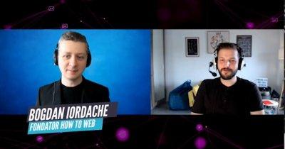 VIDEO Bogdan Iordache despre oportunitățile ecosistemului local de startup-uri