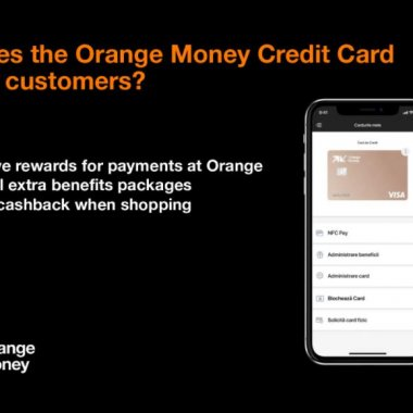 Orange Money lansează pe piața din România un card de credit