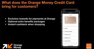 Orange Money lansează pe piața din România un card de credit