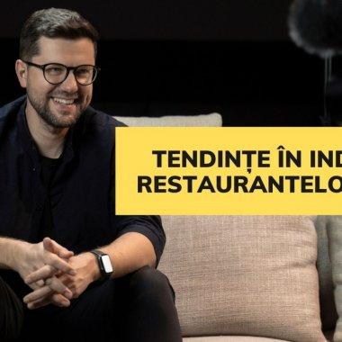 Tendințe în 2021 pentru industria restaurantelor din România