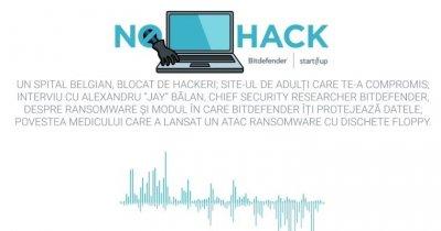 #NOHACK Podcast - De ce cazi pradă atacurilor care-ți blochează datele?