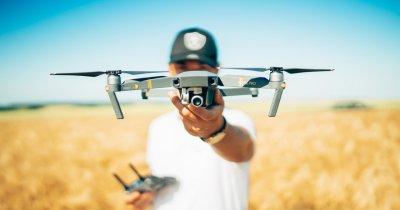 Dronele: de la jucărie, la utilizarea în scopuri comerciale