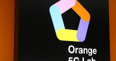 Orange lansează laboratoare 5G pentru afaceri&cercetători, inclusiv la București