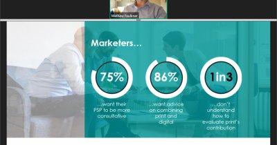 Canon: Companiile ar investi mai mult în advertising-ul pe print
