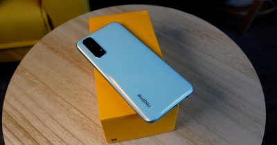 REVIEW Realme 7 - Brand nou pe piață, dar un telefon ieftin și bun