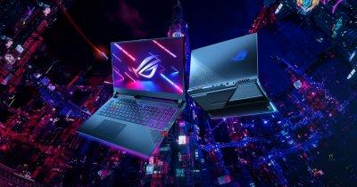 Laptop-urile de gaming Asus ROG SCAR 15 și SCAR 17, disponibile în România