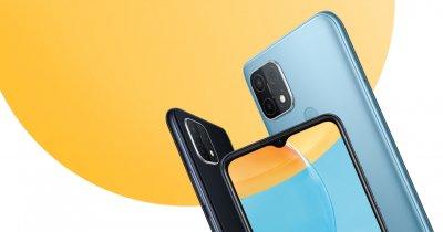 Telefoane ieftine: Oppo A15 și Oppo A15s pe piața din România