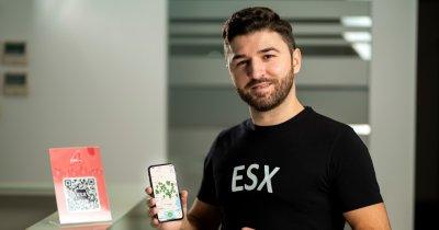 Antreprenorul care reinventează accesul la sală prin tehnologie și inovație cu aplicația ESX