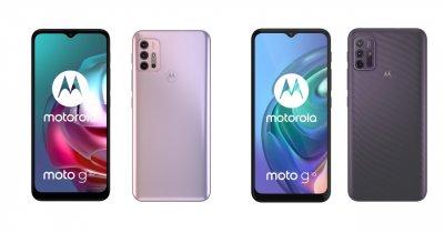 Motorola lansează telefoanele accesibile moto g30 și moto g10