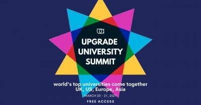 Upgrade University Summit: studenții români, față în față cu universități de top