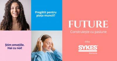 Future, programul de traning pentru tineri pregătiți de viitorul muncii