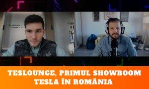 VIDEO De la startup-uri la mașini: primul showroom Tesla din România