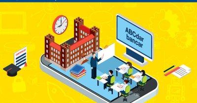 ABCdar bancar: cursuri de educație financiară pentru liceeni