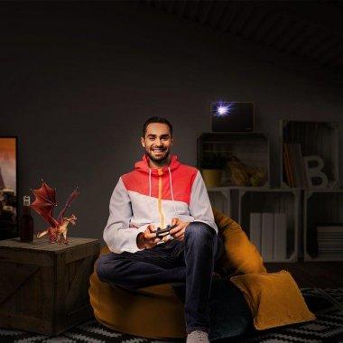 BenQ a lansat X1300i, primul videoproiector de gaming 4LED din lume