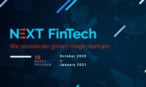 11 fintech startups will pitch in the NEXTFintech accelerator final