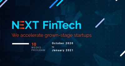 11 fintech startups will pitch in the NEXTFintech accelerator final