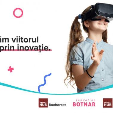 50.000 de euro dacă ai un startup sau o soluție inovatoare pentru copii