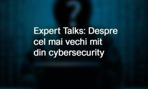 #NOHACK Expert Talks - De ce virușii nu vin de la firmele de securitate