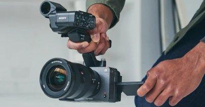 Sony lansează FX3, cea mai compactă și mai ușoară cameră din gama Cinema Line