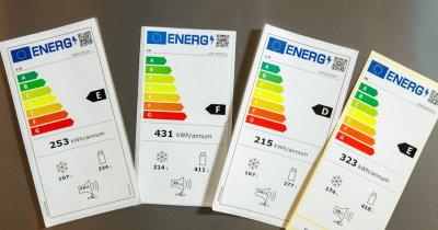Eticheta energetică la electrocasnice: ce se schimbă și la ce să fii atent
