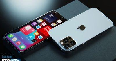 iPhone 13 - primul telefon Apple care va costa 10.000 de lei?