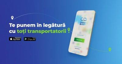 """Cargo Buddy, un """"Uber"""" românesc pentru transportul de mărfuri"""