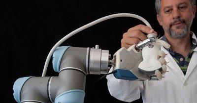 Braţul robot - precizie, siguranţă, eficiență