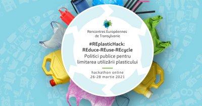 #ReplasticHack, hackathon cu soluții pentru economia circulară