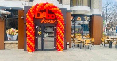 Franciza DAbo Doner continuă extinderea: 4 restaurante, în 3 orașe diferite