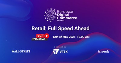 Noi orizonturi pentru eCommerce și retail la European Digital Commerce by VTEX