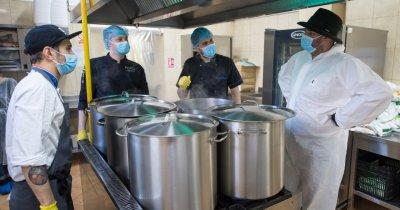 Solidar Social a livrat peste 200.000 de porții de mâncare în mai puțin de un an