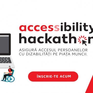 Hackathon IT pentru integrarea persoanelor cu dizabilități pe piața muncii