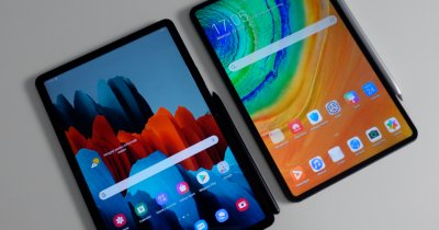 REVIEW COMPARATIV Huawei MatePad Pro vs. Samsung Galaxy Tab S7