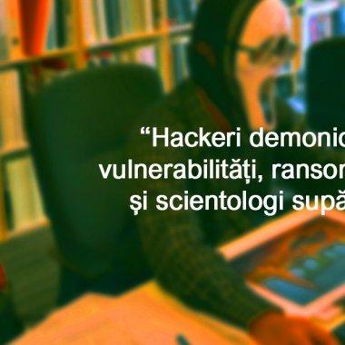 #NOHACK CyberFlash - hackeri demonici deturnează extrema dreaptă