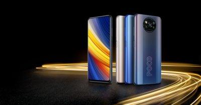 Xiaomi lansează POCO F3 și POCO X3 Pro: telefoane bune cu prețuri mici