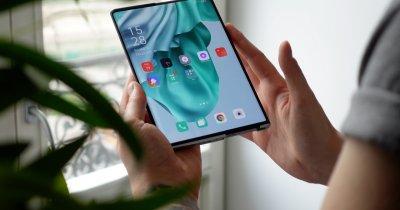 HANDS ON - Oppo X, viitorul telefoanelor va fi rulabil și entuziasmant
