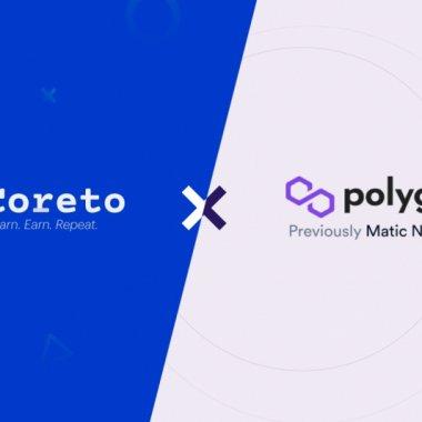Un nou parteneriat in lumea criptomonedelor - Coreto & Polygon
