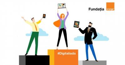 10 resurse digitale educaționale câștigătoare la concursul #Digitaliada