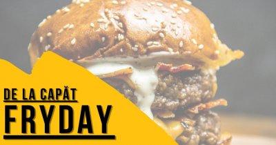 Lucian Florea, Fryday: antreprenorul ce luptă cu McDonald's & KFC pe terenul lor