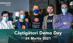 Commons Accel, câștigătorii Demo Day #3. Înscrieri pentru următoarea grupă