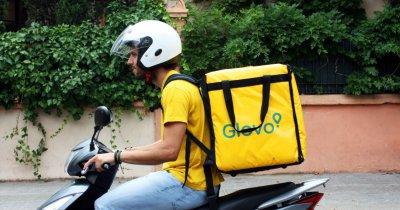 Glovo a obținut cea mai mare finanțare din istoria sa: 450 de milioane de euro