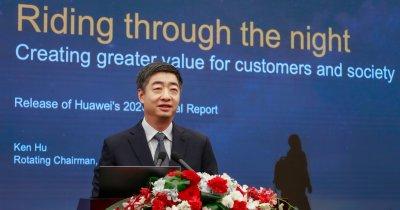 Huawei, raport anual pentru 2020: 1.500 de rețele în 170 de țări