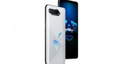 ASUS ROG Phone 5, disponibil oficial în România: Smartphone pentru gaming