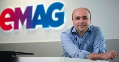eMAG anunță trecerea permanentă la munca hibridă. 1,5 mil. euro investiție